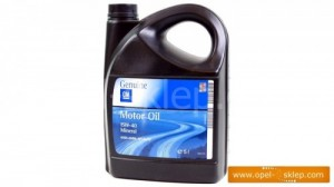 olej 15w40 mineralny gm