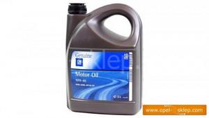 olej silnikowy 5w40